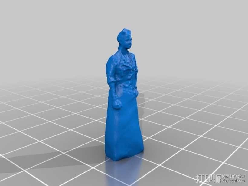 野餐主题小物件 3D模型  图13