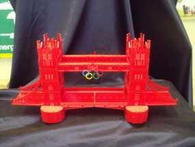 伦敦塔桥 3D模型