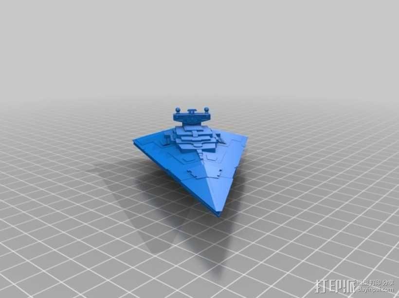 歼星舰 3D模型  图1