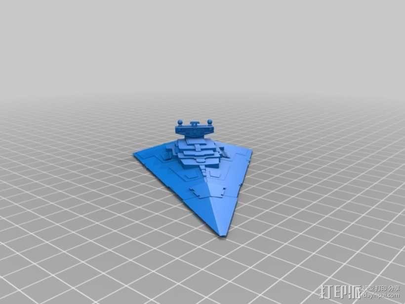 歼星舰 3D模型  图3