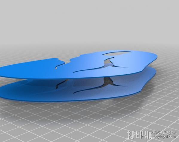 牛排  3D模型  图5