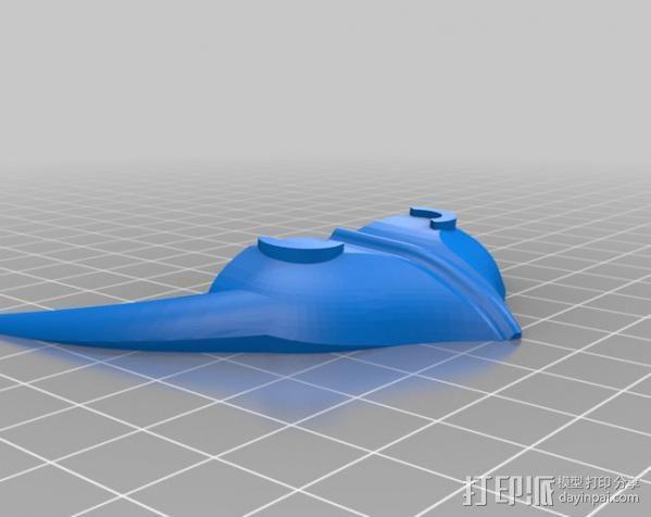 三叶虫 3D模型  图3
