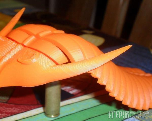 三叶虫 3D模型  图8