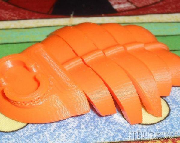 三叶虫 3D模型  图10