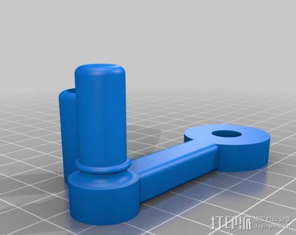 v8发动机 3D模型  图16