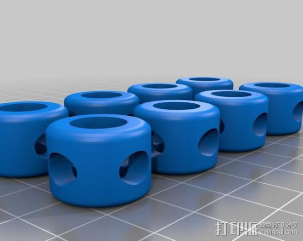v8发动机 3D模型  图17