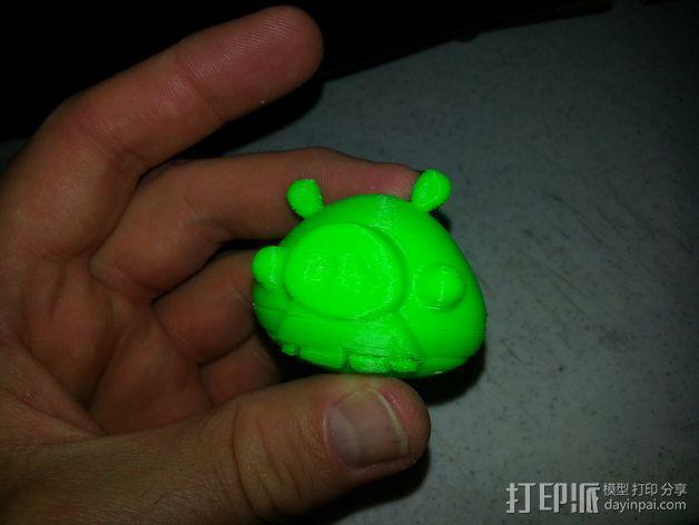 愤怒的小鸟 套件 3D模型  图8