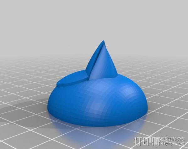 愤怒的小鸟 套件 3D模型  图12