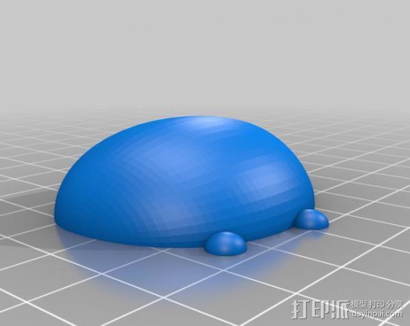 愤怒的小鸟 套件 3D模型  图18