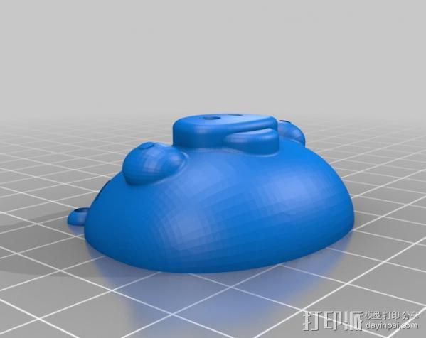 愤怒的小鸟 套件 3D模型  图20