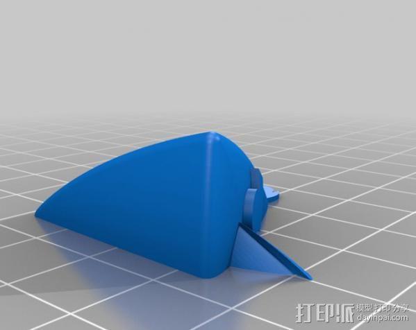 愤怒的小鸟 套件 3D模型  图23