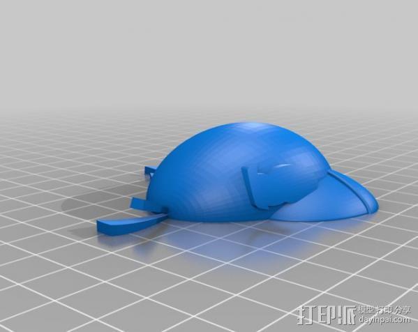 愤怒的小鸟 套件 3D模型  图25