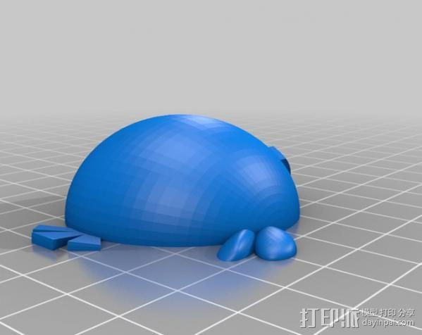 愤怒的小鸟 套件 3D模型  图27
