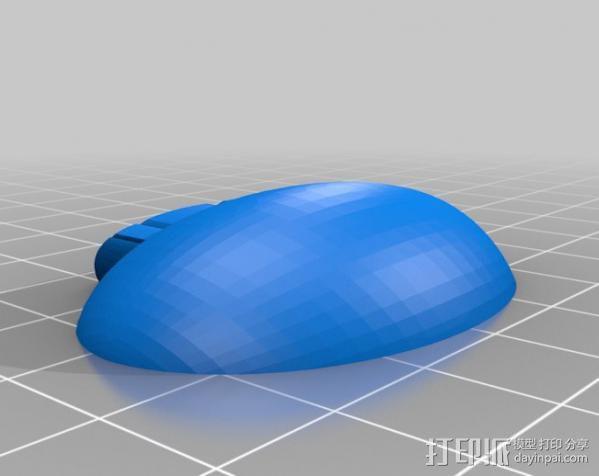 愤怒的小鸟 套件 3D模型  图26