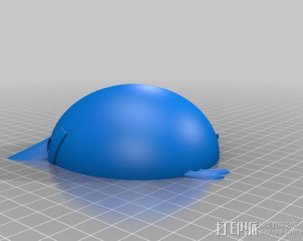 愤怒的小鸟 套件 3D模型  图29