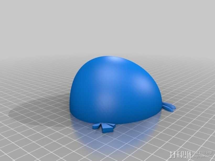 愤怒的小鸟 套件 3D模型  图30