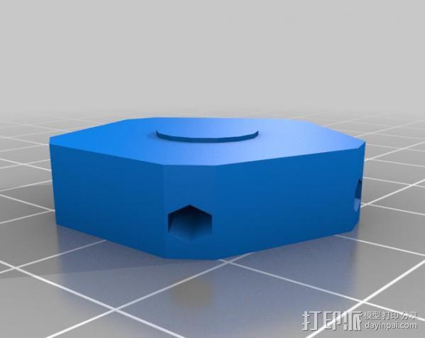 迷你参数化建筑圆顶 3D模型  图10