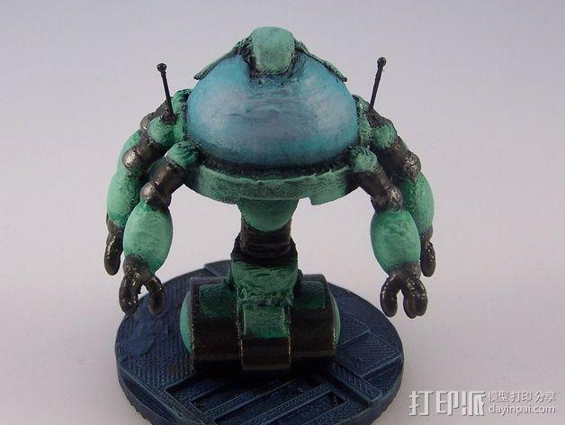 个性化机器人 3D模型  图3