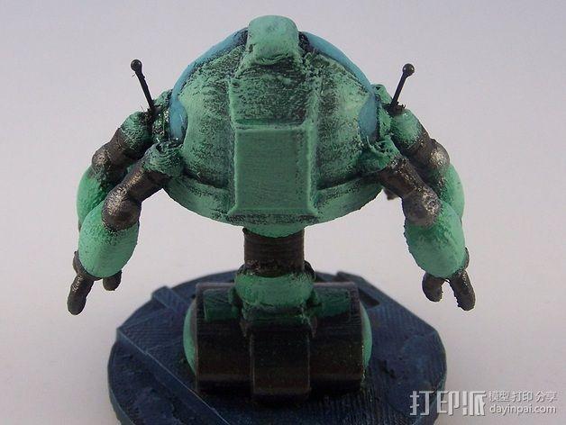 个性化机器人 3D模型  图5
