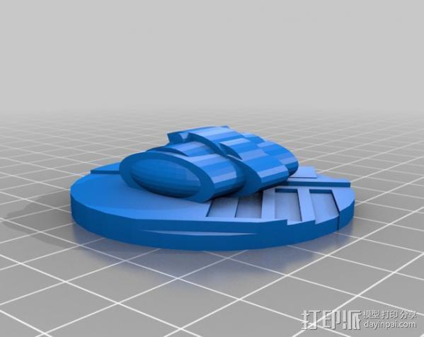 个性化机器人 3D模型  图8