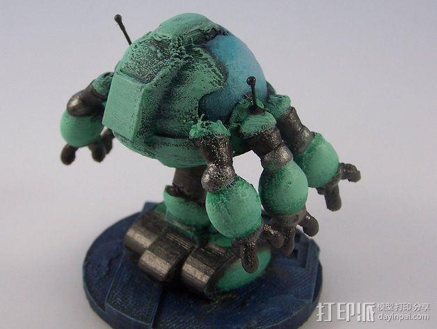 个性化机器人 3D模型  图6