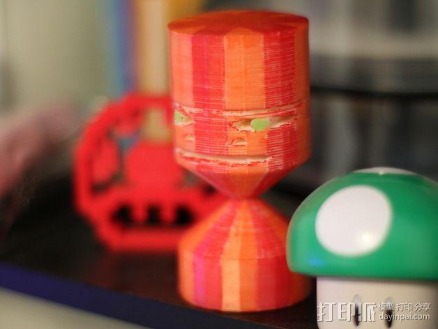 个性化玩偶 3D模型  图2