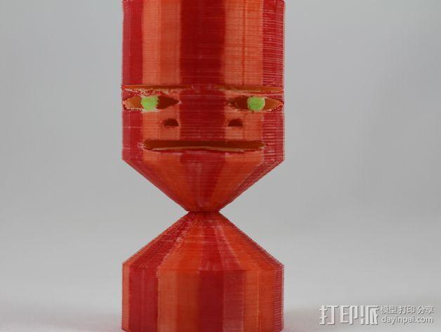 个性化玩偶 3D模型  图7