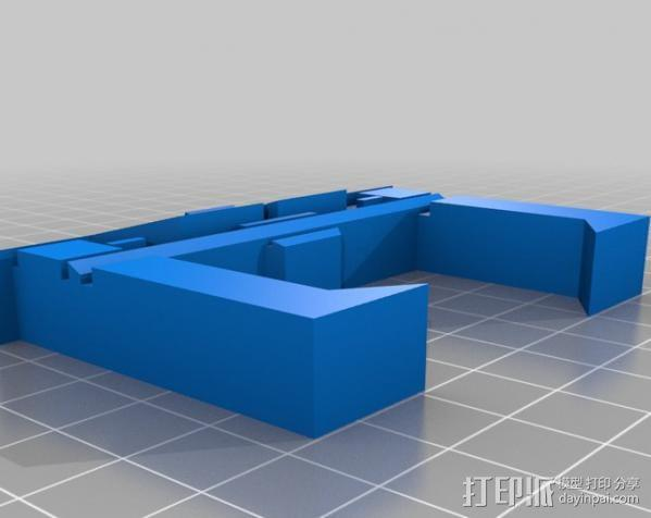 电影《创战纪》 识别器 3D模型  图1