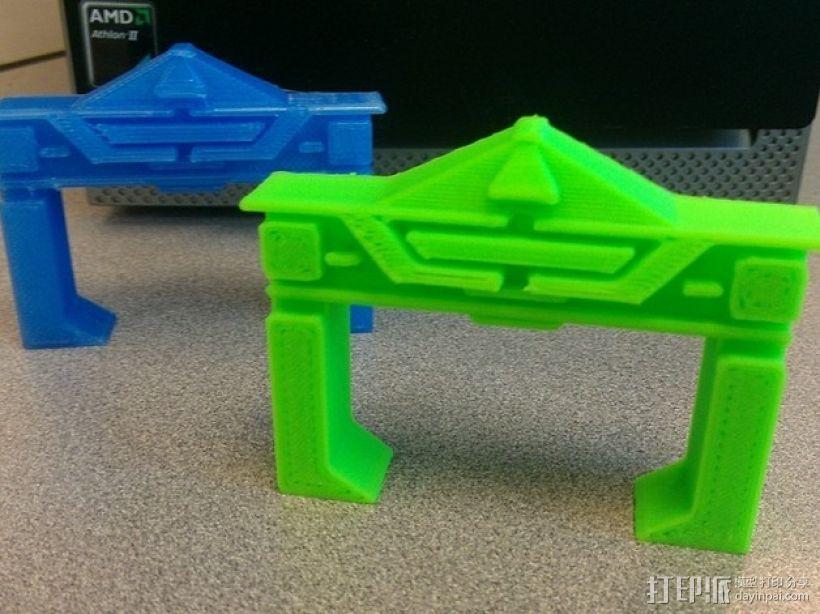 电影《创战纪》 识别器 3D模型  图2
