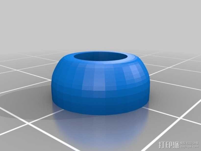 迷你振荡蒸汽机MKI 3D模型  图10