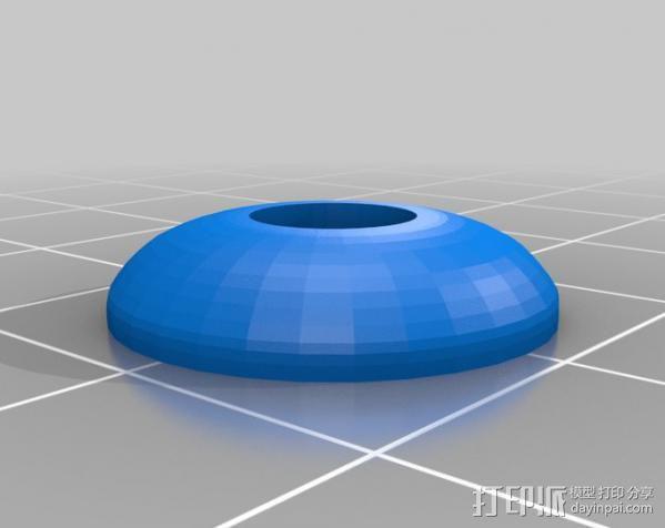 迷你振荡蒸汽机MKI 3D模型  图11