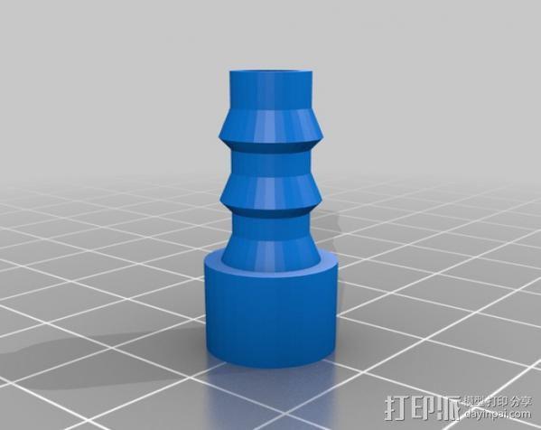迷你振荡蒸汽机MKI 3D模型  图13
