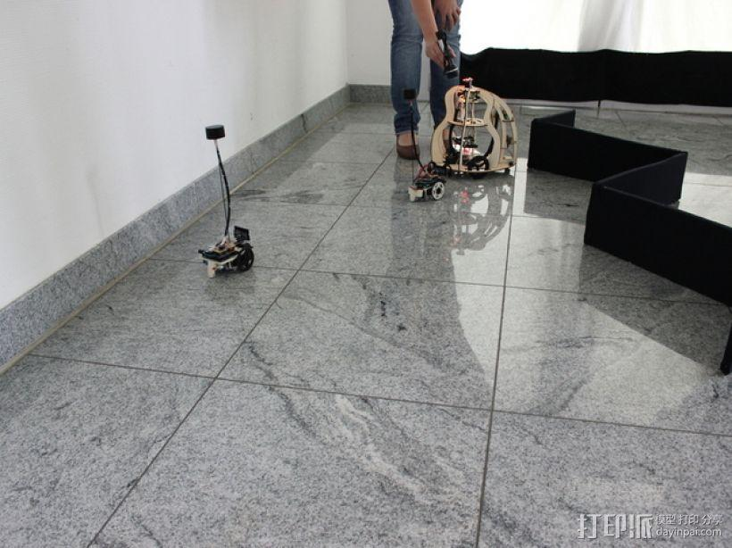 Robo机器人家族 3D模型  图2