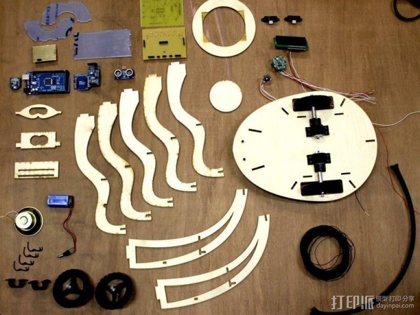 Robo机器人家族 3D模型  图6