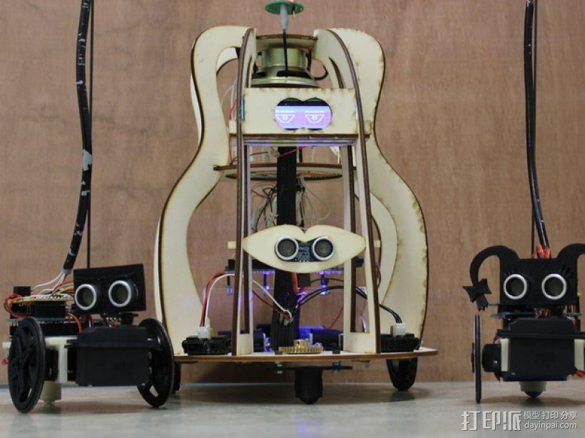 Robo机器人家族 3D模型  图10