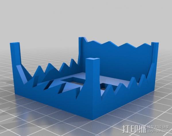 Megabite机器人 3D模型  图3