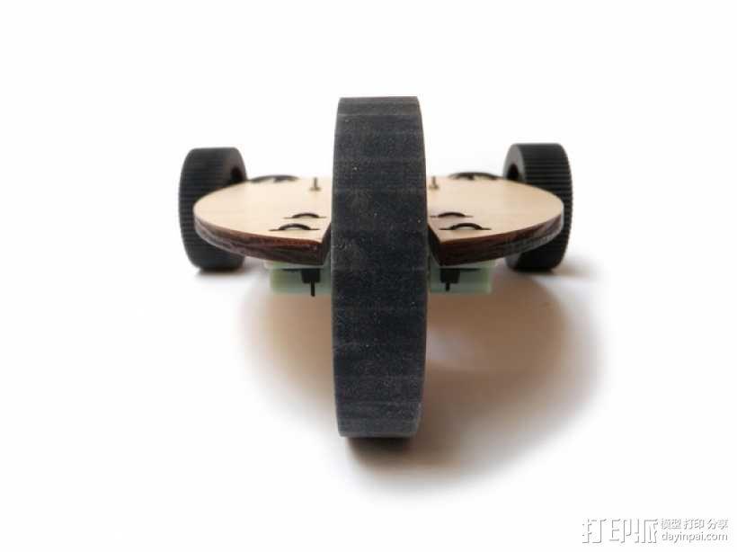 玩具车 3D模型  图3