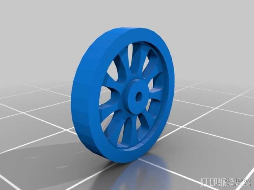 玩具车 3D模型  图7
