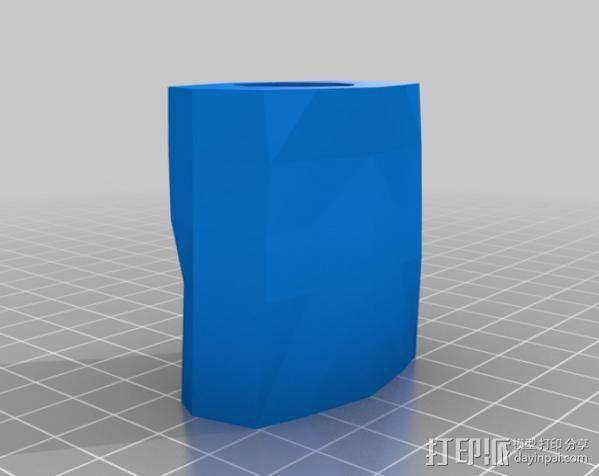 杜尔迦  玩偶 3D模型  图5