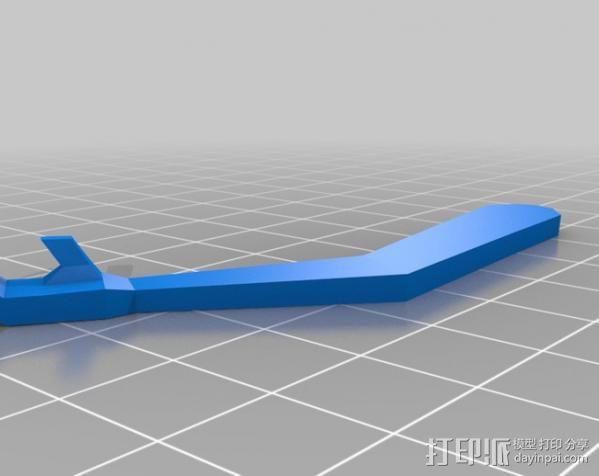 杜尔迦  玩偶 3D模型  图6