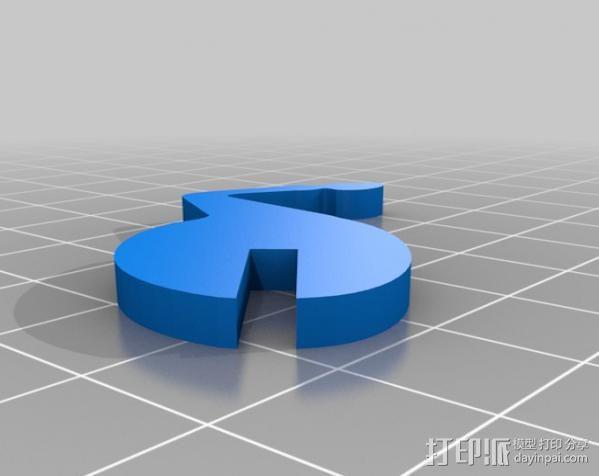 独角兽 3D模型  图8