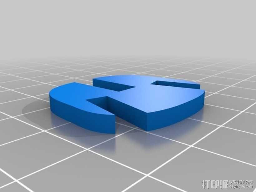 独角兽 3D模型  图10