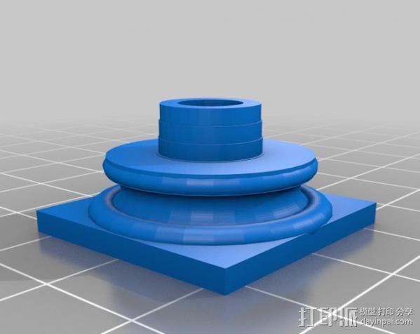 多立克柱式 希腊罗马神殿 3D模型  图8