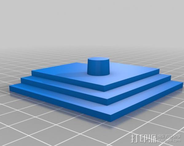 多立克柱式 希腊罗马神殿 3D模型  图10