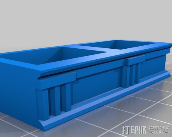 多立克柱式 希腊罗马神殿 3D模型  图13