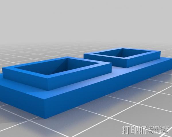 多立克柱式 希腊罗马神殿 3D模型  图16