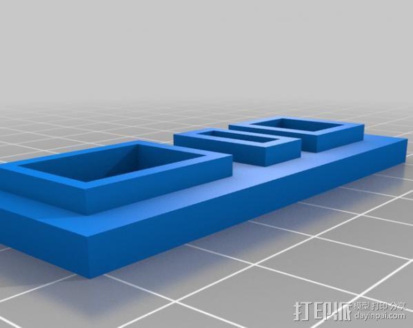 多立克柱式 希腊罗马神殿 3D模型  图17