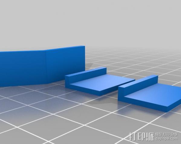 多立克柱式 希腊罗马神殿 3D模型  图23