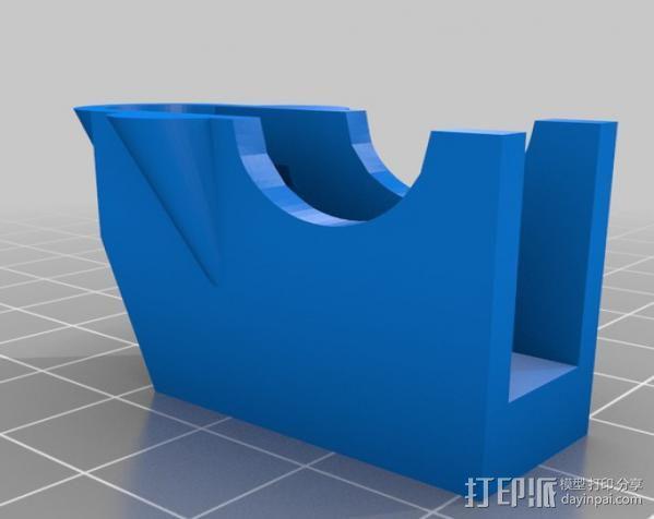 Lightcycle 光速摩托车 3D模型  图13