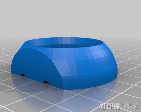 Lightcycle 光速摩托车 3D模型  图18
